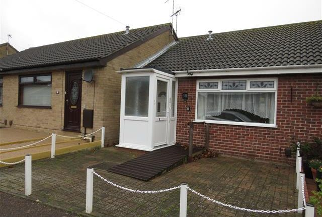 Thumbnail Bungalow to rent in Blackbird Close, Bradwell, Great Yarmouth