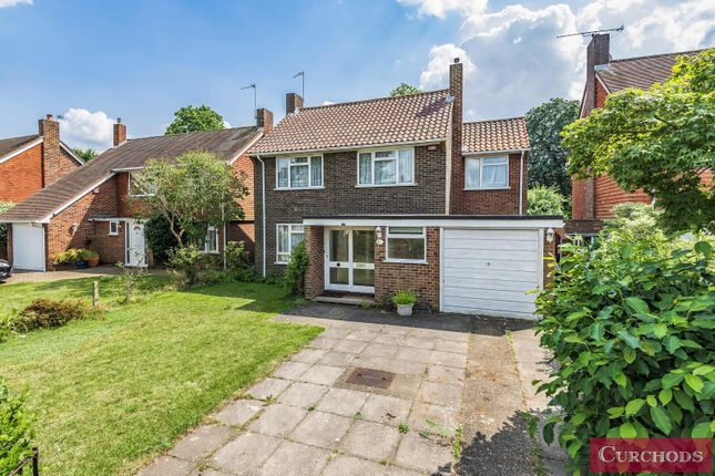 Thumbnail Detached house for sale in Pine Wood, Lower Sunbury