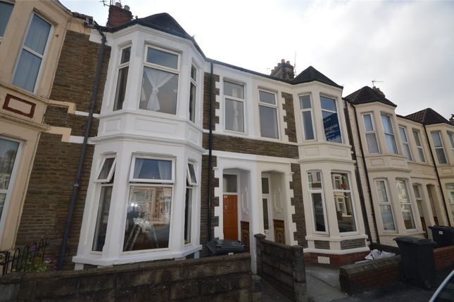 Thumbnail Flat to rent in Tewkesbury Street, Cathays, Cardiff