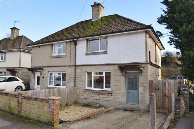 Thumbnail Semi-detached house for sale in Ladyfield Road, Central Chippenham, Wiltshire
