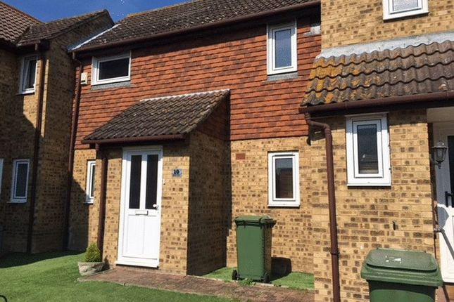 Thumbnail Terraced house to rent in Willis Court, Minster On Sea, Sheerness