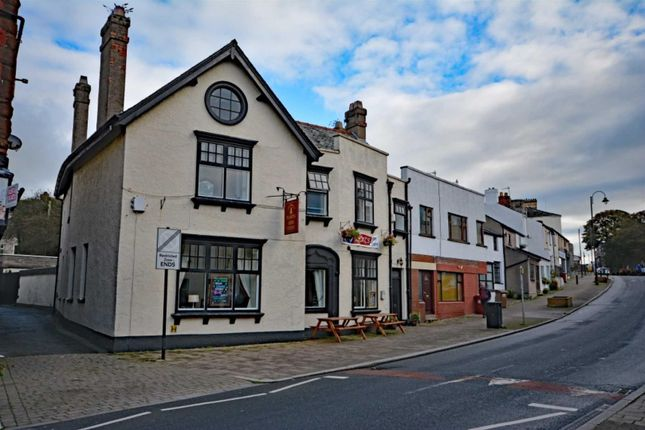 Thumbnail Commercial property for sale in Market Street, Dalton-In-Furness