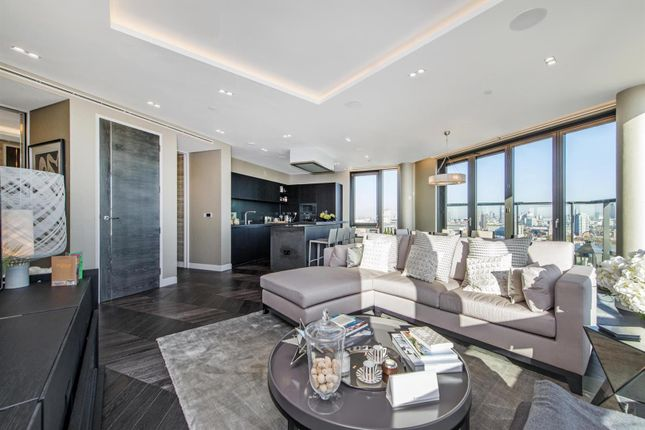 Thumbnail Flat to rent in Parliament House, 81 Black Prince Road, Nine Elms, London