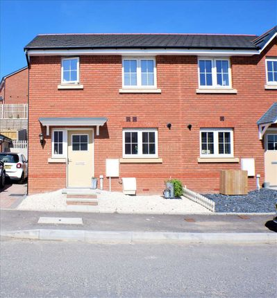 Thumbnail Semi-detached house for sale in Padfield Court Business Park, Gilfach Road, Tonyrefail, Porth