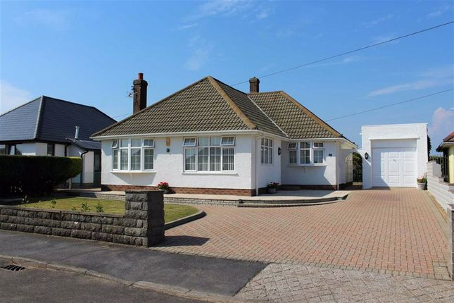Thumbnail Detached bungalow for sale in Somerset Road, Langland, Swansea