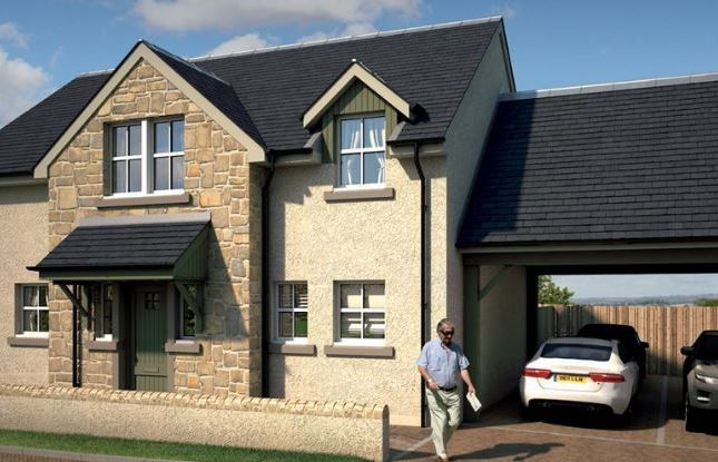 Thumbnail Semi-detached house for sale in Dalmeny, South Queensferry