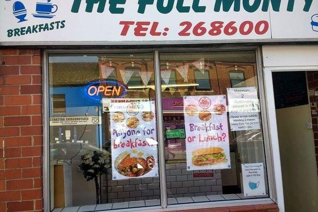 Thumbnail Restaurant/cafe for sale in Broad Street, Hanley, Stoke-On-Trent