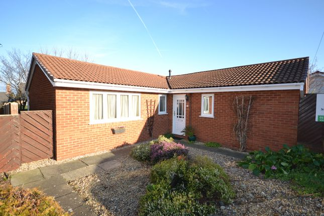 Thumbnail Detached bungalow for sale in Erw Goch, Abergele