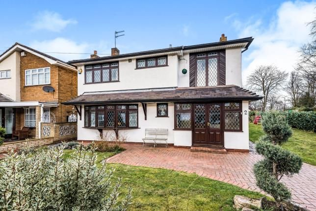 Thumbnail Detached house for sale in St. Michaels Close, Walsall, West Midlands