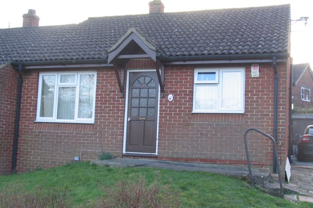 Thumbnail Semi-detached bungalow to rent in Selby Close, Uckfield