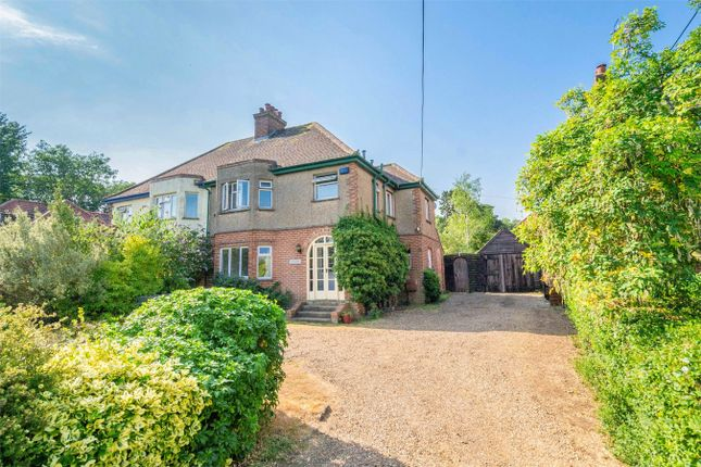 Thumbnail Semi-detached house for sale in Warham Road, Wells-Next-The-Sea