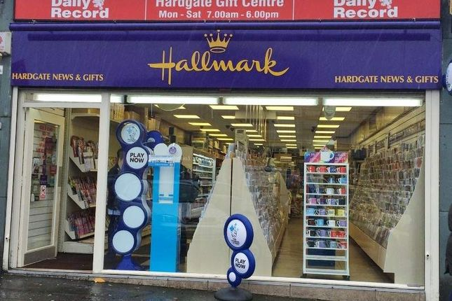 Retail premises for sale in 7 Rockbank Place, Clydebank