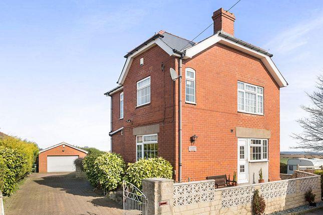 Thumbnail Detached house for sale in Leys House Leys Lane, Dinnington, Sheffield