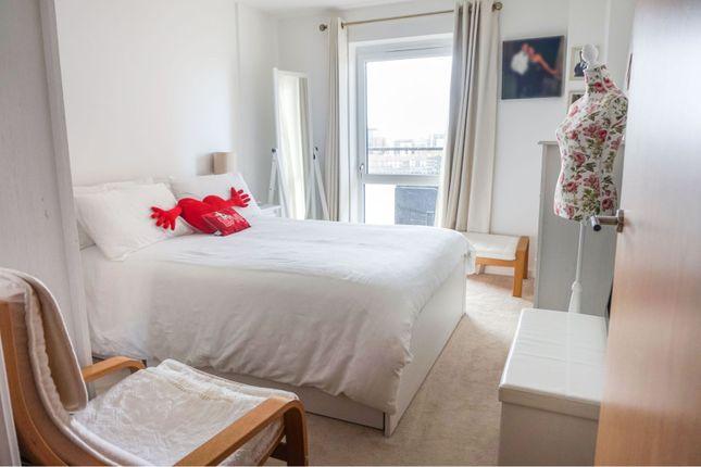 Bedroom Three of Centenary Plaza, Woolston, Southampton SO19