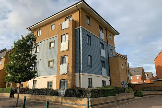 Thumbnail Flat to rent in Spring Avenue, Hampton Vale, Peterborough