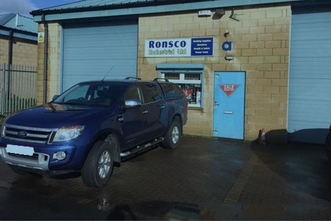 Thumbnail Light industrial to let in Unit A, Burnhouse Industrial Estate, Whitburn