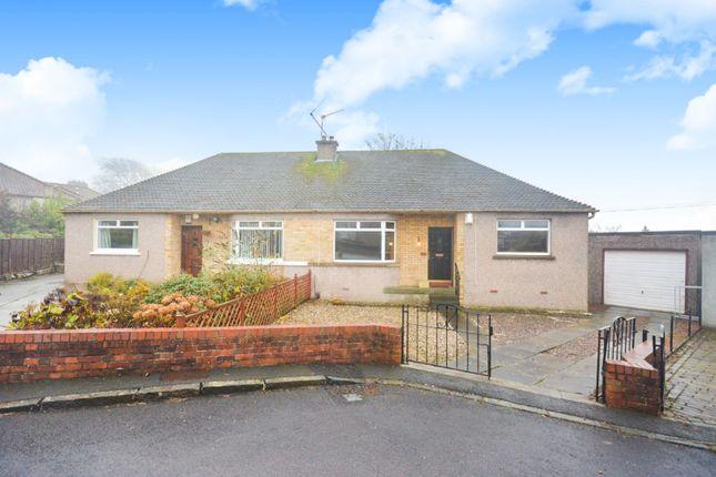 Thumbnail Semi-detached bungalow for sale in Caroline Terrace, Edinburgh