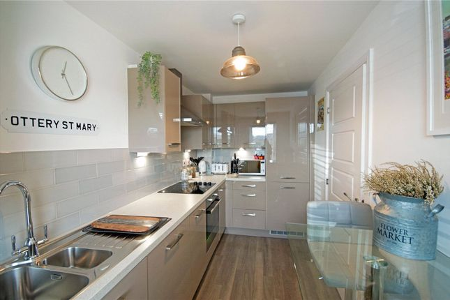Thumbnail Semi-detached house for sale in Stone Barton Road, Exeter