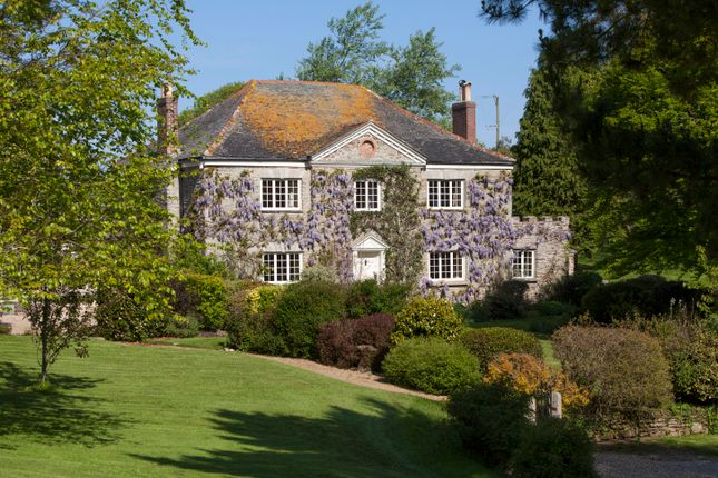 Thumbnail Country house for sale in Mylor, Churchtown