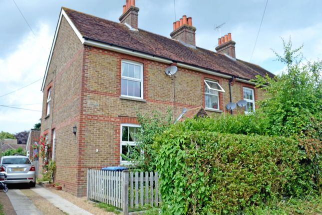 Thumbnail End terrace house to rent in Beaconsfield Close, Burgess Hill
