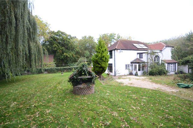 Thumbnail Detached house for sale in Church Lane, Binfield, Berkshire