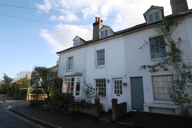 Thumbnail Cottage to rent in Pennington Road, Southborough, Tunbridge Wells