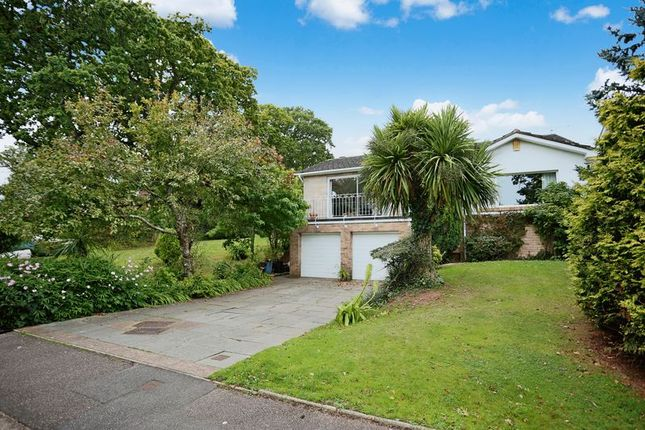 Thumbnail Detached bungalow for sale in St. Johns Road, Exmouth