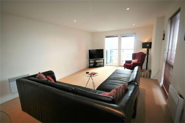 Thumbnail Flat to rent in Meridian Bay, Trawler Road, Swansea
