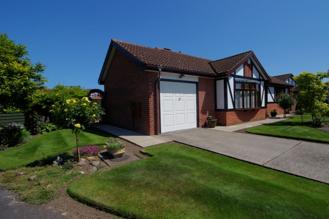 Thumbnail Bungalow for sale in Beaulieu Close, Huntington, York