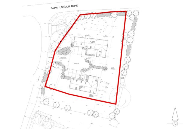 Thumbnail Land for sale in Woodway Road, Blewbury, Didcot