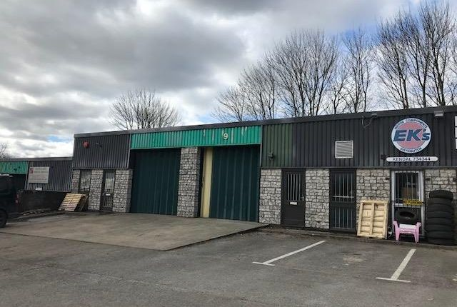 Thumbnail Light industrial to let in Unit 9, Fell View Trading Estate, Shap Road Industrial Estate, Kendal, Cumbria