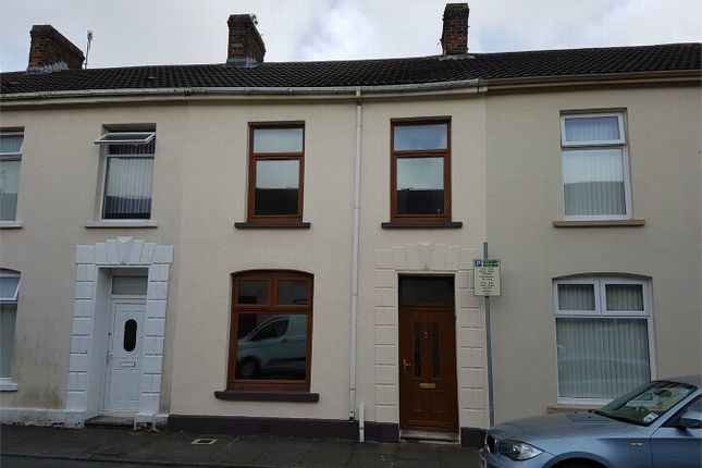Thumbnail Terraced house to rent in 47 Princess Street, Llanelli, Carmarthenshire