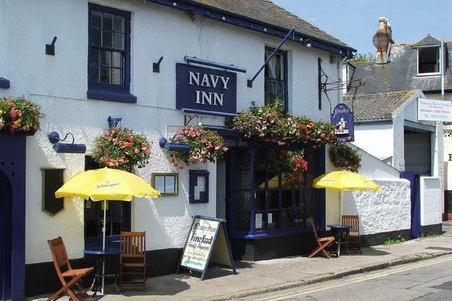 Thumbnail Pub/bar for sale in Navy Inn, Queen Street, Penzance