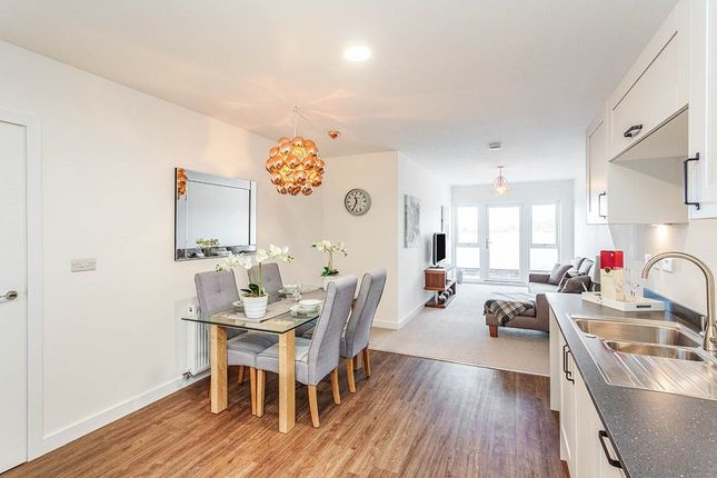 Thumbnail Flat for sale in Apartment 3, River Walk, Garstang, Preston