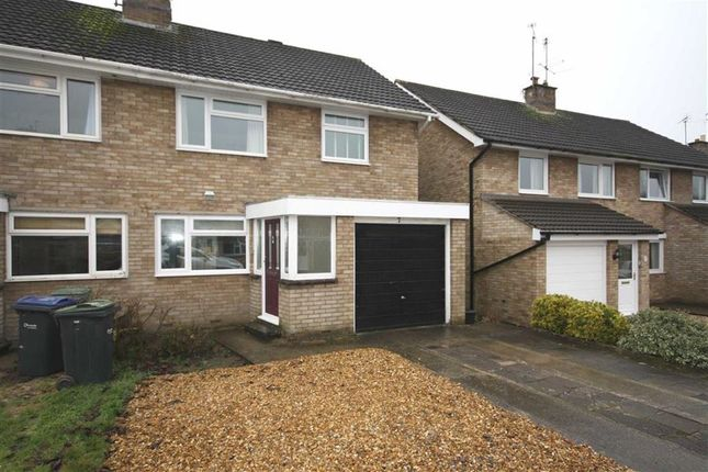 Thumbnail Semi-detached house for sale in St Peters Close, Chippenham, Wiltshire
