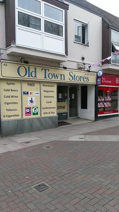 Thumbnail Retail premises to let in 42 High Street, Old Harlow, Essex