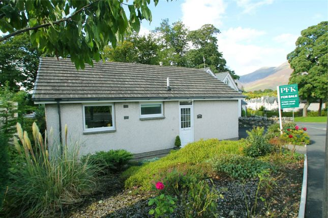 Thumbnail Detached bungalow for sale in Fold End, 13 Brackenrigg Drive, Keswick, Cumbria