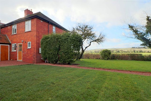 Thumbnail Semi-detached house for sale in Kempley, Dymock