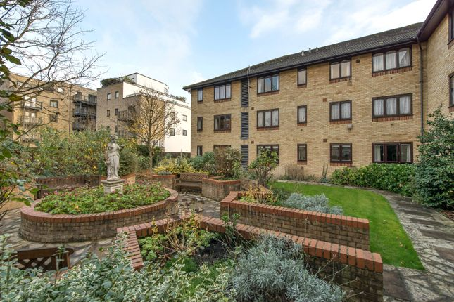 Thumbnail Flat for sale in Cloister House, 53 Griffiths Road, Wimbledon
