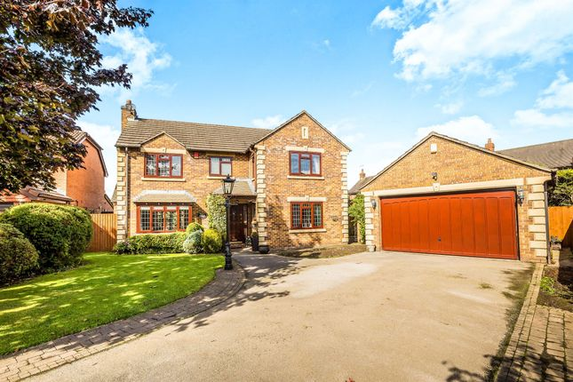 Thumbnail Detached house for sale in Beagle Point, Winsford