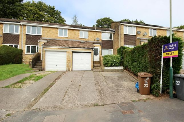 Thumbnail Terraced house to rent in Mountside, Risca, Newport