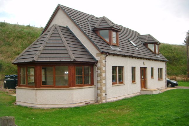 Thumbnail Detached house for sale in Glenrinnes Estate, Dufftown, Scotland