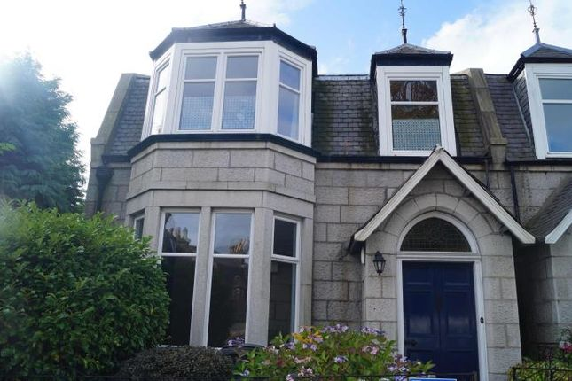 Thumbnail Semi-detached house to rent in Laurelwood Avenue, Aberdeen