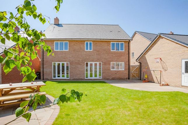 Thumbnail Detached house for sale in Foundry Drive, Buckingham