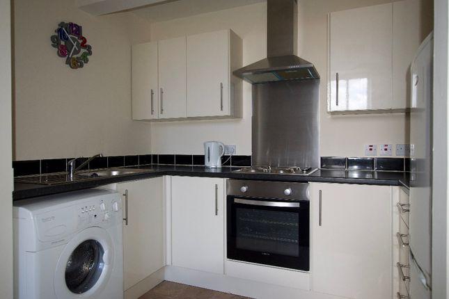 Thumbnail Flat to rent in Hamilton Street, Saltcoats, North Ayrshire