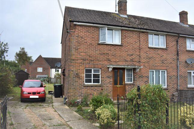 Thumbnail Semi-detached house for sale in Shortedge, Sturminster Newton