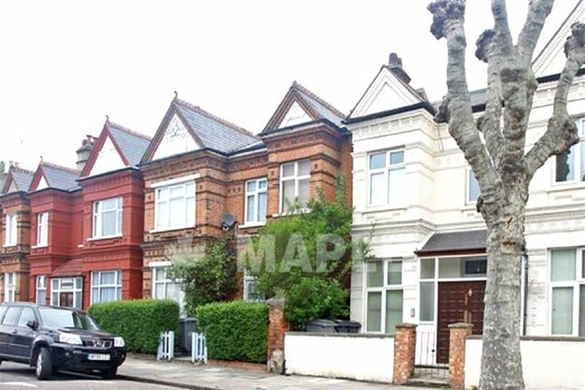 Thumbnail Terraced house to rent in Brondesbury Villas, London