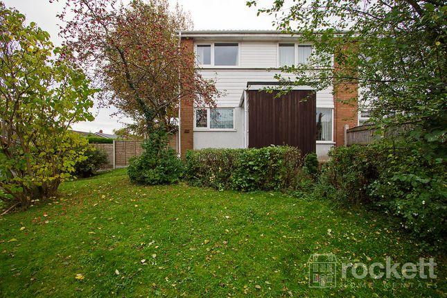 Semi-detached house to rent in Paris Avenue, Newcastle-Under-Lyme