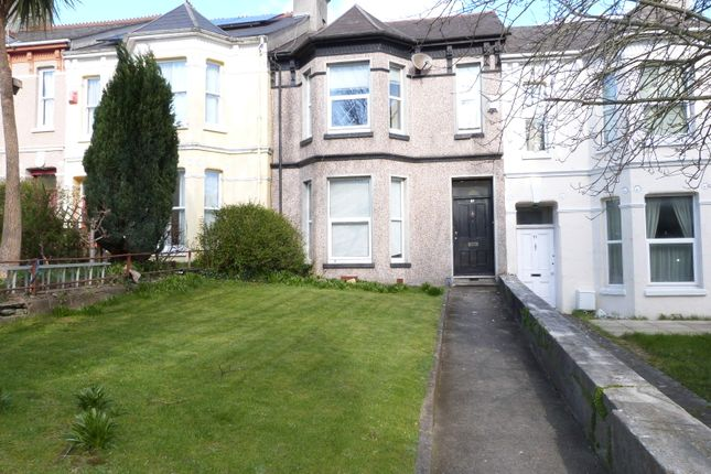 Thumbnail Terraced house for sale in Lisson Grove, Mutley, Plymouth