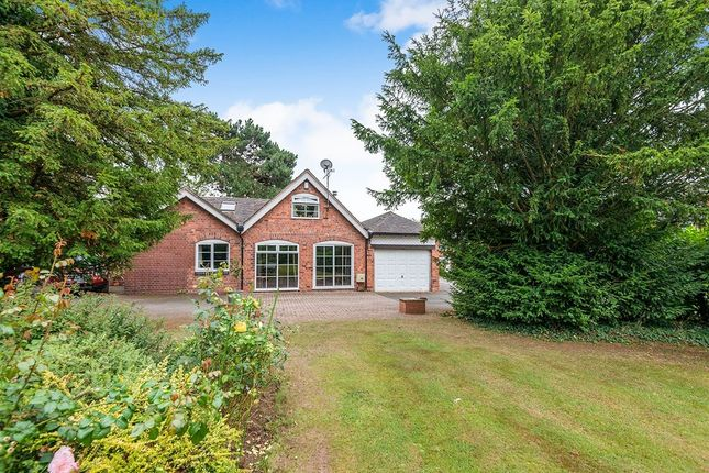 Thumbnail Detached house for sale in Moss Lane, Yarnfield, Stone